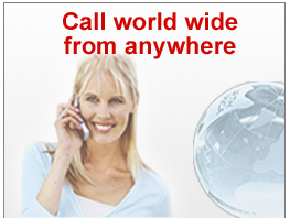 Call Anywhere from Anywhere